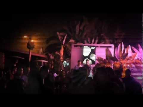 DJ GETDOWN @ ROSE BAR, CASABLANCA