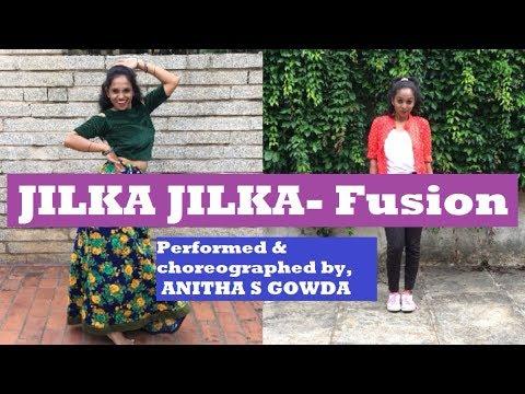 Jilka Jilka - Fusion   Pushpaka Vimana   Rachita Ram   Juhi Chawla  Anitha S Gowda