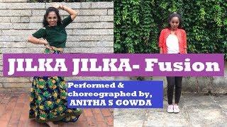 Jilka Jilka - Fusion | Pushpaka Vimana | Rachita Ram | Juhi Chawla |Anitha S Gowda