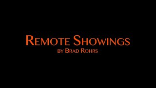 Remote Showings