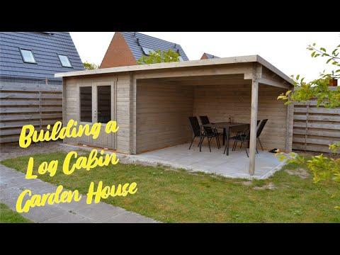 Wonderbaarlijk Gartenhaus Pultdach Geräteschuppen Holz Gartengerätehaus modern WJ-87