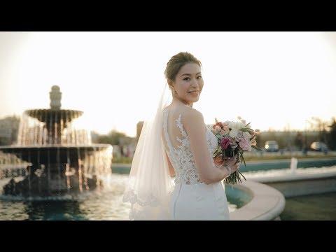 [婚禮錄影] 皇家薇庭 Mauricio & Hana 文定/結婚/宴客 SDE