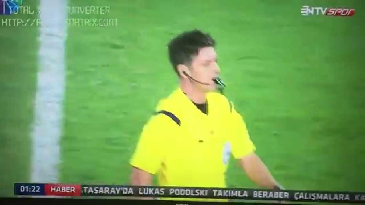 Türkiye İzlanda Maçı Geniş Özeti ve Golleri 1-0 (13 Ekim 2015)
