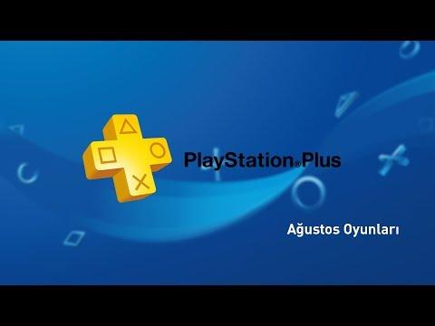 PlayStation Plus Ağustos Oyunları