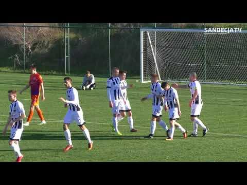 2018-01-26 Obóz w Side, Sandecja - FK Mariupol 1-1 (1-0), sparing