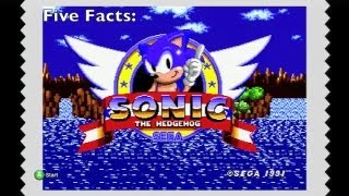 Five Facts - Sonic the Hedgehog | Rooster Teeth
