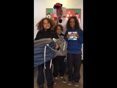FPA-7th Annual Toy & Coat Drive-Mott Haven Community