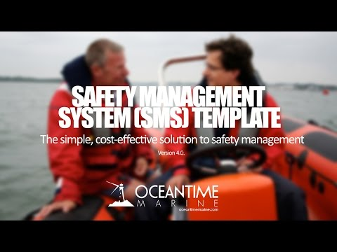 Ocean Time Marine - Safety Management System (SMS) Template - Maritime