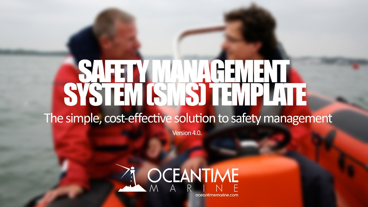 Ocean Time Marine - Safety Management System (SMS) Template ...
