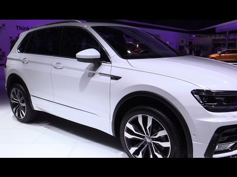 2018 volkswagen tiguan allspace sel exterior and interior. Black Bedroom Furniture Sets. Home Design Ideas