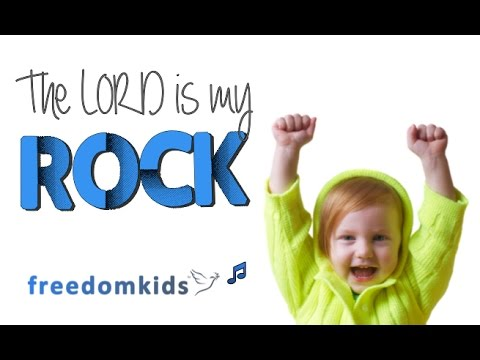 Kids Worship Songs - The Lord is my Rock | Freedom Kids