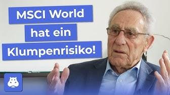 G. Heller über MSCI World Risiken, Amazon Aktie und seinen Alltag als Investor | Finanzfluss