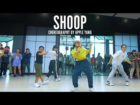 """Salt-N-Pepa """"Shoop"""" Choreography by Apple Yang"""