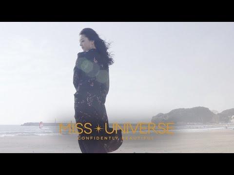 Up Close: Miss Universe Japan Sari Nakazawa
