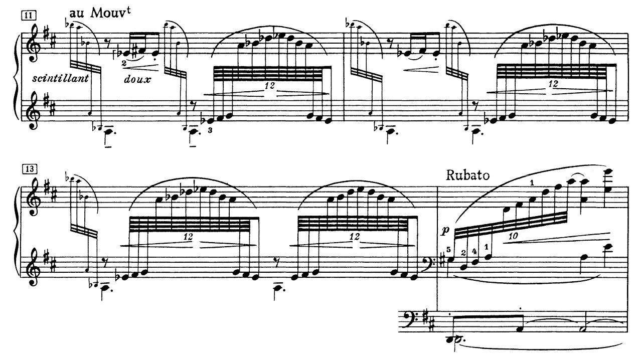 Debussy Prelude