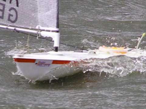 Rc Laser D Sailing