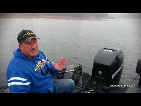 Pro Staff Chats - Tom Neustrom on Vantage Backtrolling