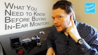 A Helpful Guide to In Ear Monitors for Live Musicians and Singers