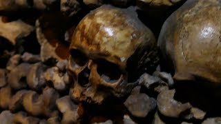 The Catacombs of Paris France