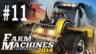 Farm Machines Championships 2014 - Part 11 - Gameplay 1080p 60 fps