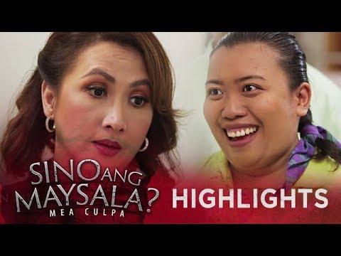 Zoila asks Matilda for more money | Sino Ang Maysala