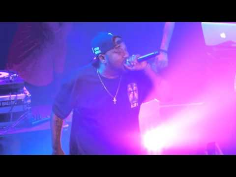 Bun B - Hi Life [UGK song] (Houston 10.03.15) HD