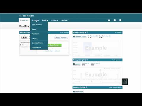 Xero Tutorial: Bank Feed Setup - Episode 19