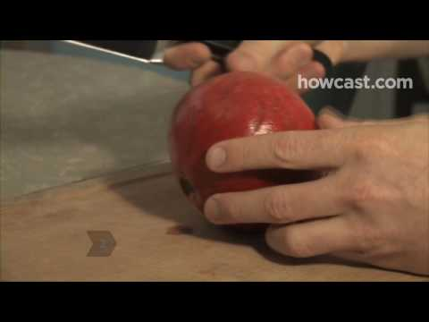 How to Eat a Pomegranate