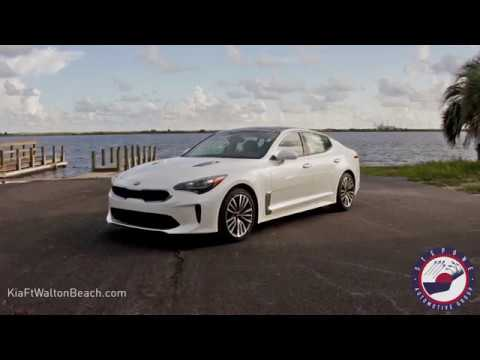 2018 Kia Stinger Premium Sedan   Kia Fort Walton Beach, FL