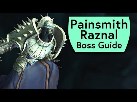 Painsmith Raznal Raid Guide - Normal/Heroic Painsmith Raznal Sanctum of Domination Boss Guide
