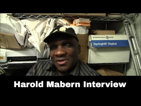 Harold Mabern: Arriving To New York And Playing With The Cats 1959 - Interview Part 1