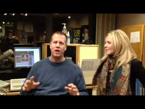 Len and Brooke 95.5 The Fish New Traffic Gesture