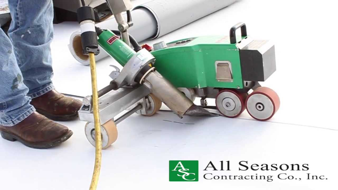 All Seasons Tpo Robot Welder Youtube
