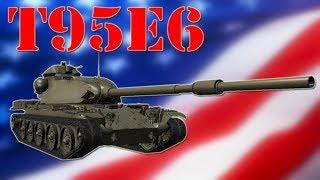 Pokaż co potrafisz !!! #1192 Największy DMG w historii T95E6