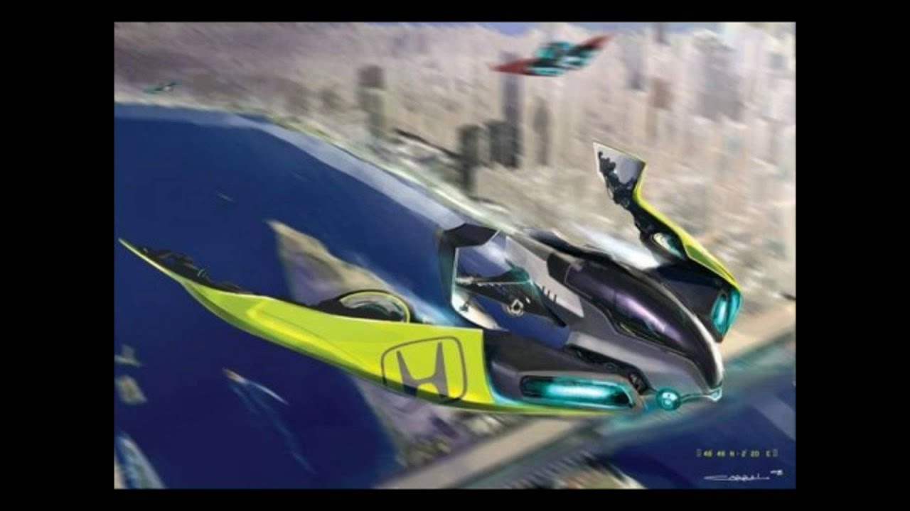 The Future Of The Cars Flying Cars Youtube