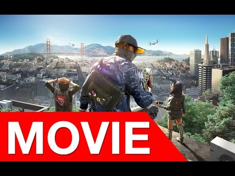 "Watch Dogs 2 All Cutscenes ""Watch Dogs 2 Game Movie"" Watch Dogs 2 Cutscenes Movie"
