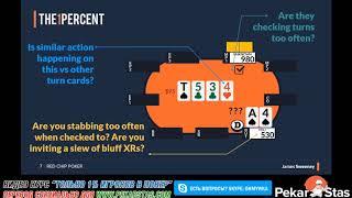 """Курс """"1% игроков в покер"""". Разваливаем на части вашу порочную стратегию"""