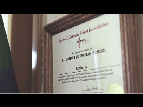 St John's Lutheran School - Elgin, IL