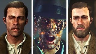 THE SINKING CITY All Endings (Sacrifice Ending, Break The Cycle Ending, Annhiliation Ending)
