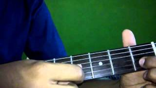 Chahun main ya na Aashiqui 2 guitar chords with strumming