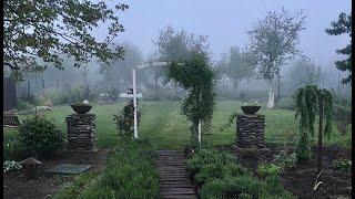 Пасха, как починить садовую лавочку своими руками, мой сад в конце мая