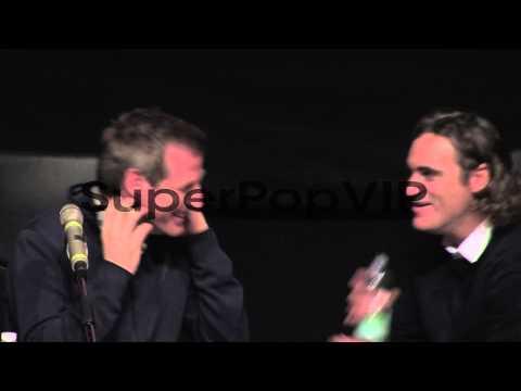 B-ROLL - Joaquin Phoenix, Rooney Mara and Spike Jonze at ...
