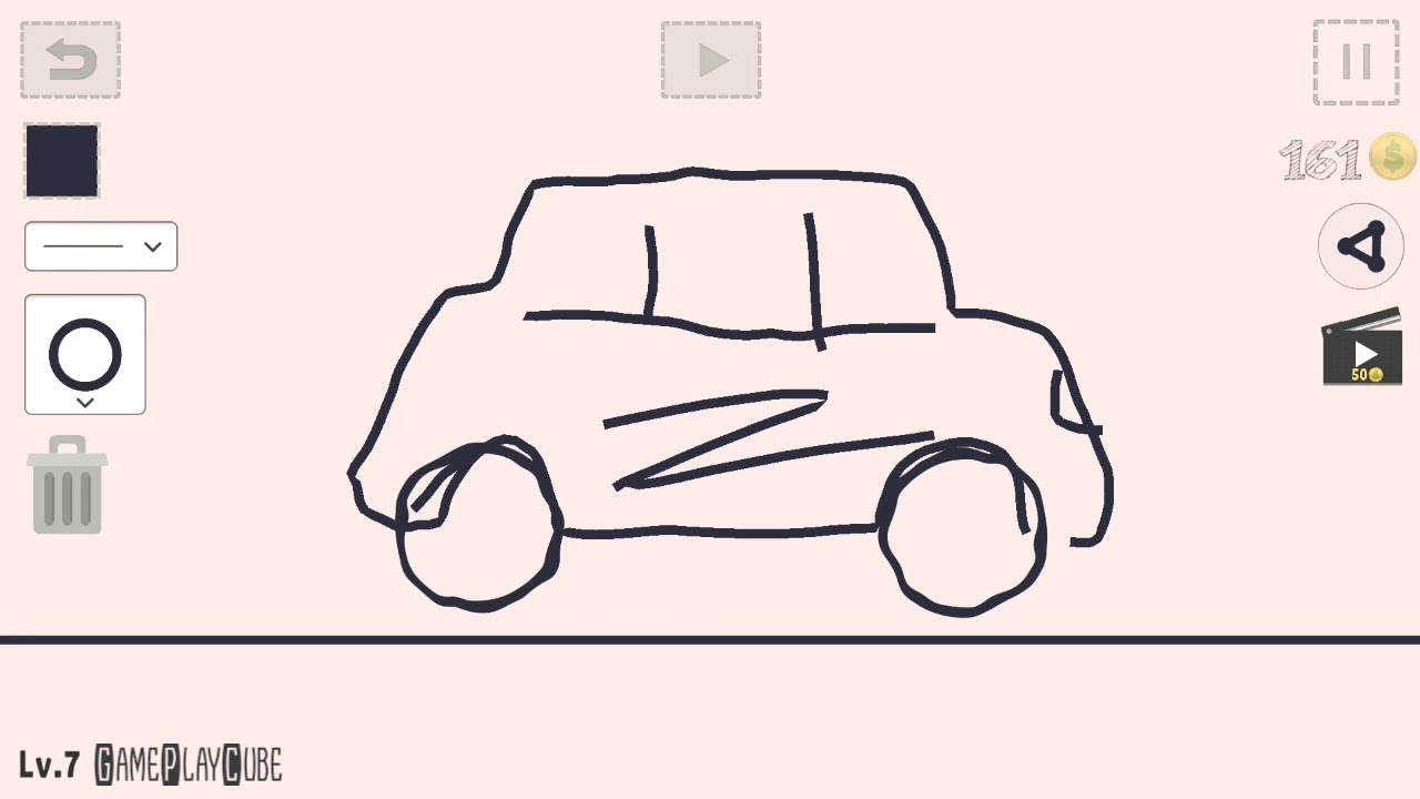 Draw Your Car (By Alex Naronov) iOS/Android Gameplay Video - YouTube