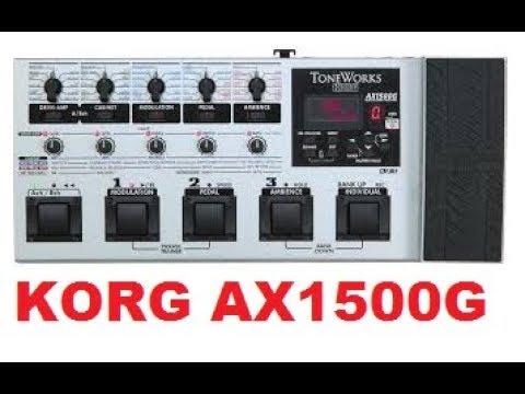 Unduh 430 Gambar Efek Gitar Ax 1500 Terbaik HD