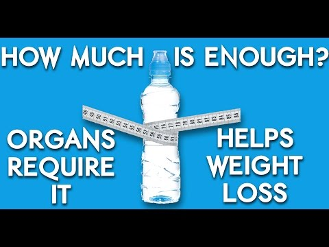 How Much Should I Drink - Water Weight Loss and Organ Failure