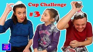 CUP CHALLENGE 3 Lapte oua si faina Poftim la CLATITE