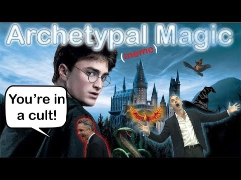 Why You Couldn't Stop Reading Harry Potter | Jordan Peterson