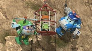 Робокар Поли - Приключение друзей - Поиски клада (мультфильм 38 в Full HD)