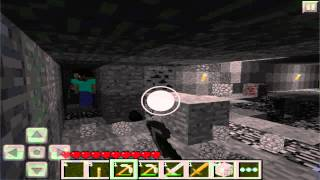 Lets Play: Minecraft Pocket Edition Ep.7