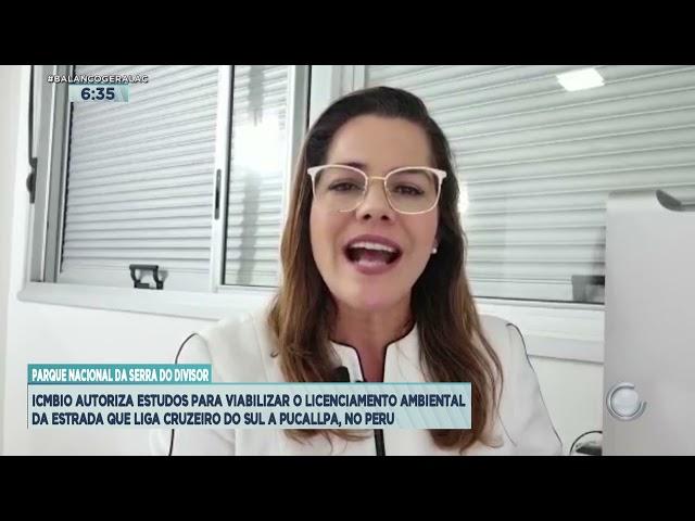 ICMBIO AUTORIZA ESTUDOS PARA VIABILIZAR O LICENCIAMENTO AMBIENTAL DE ESTRADA